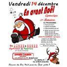 En avant Noël le vendredi 14 décembre à partir de 17h30 au gymnase
