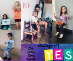 GYM - CHALLENGE N°1 LOISIRS
